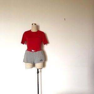 Superdry - Grey Fleece Sweat Shorts